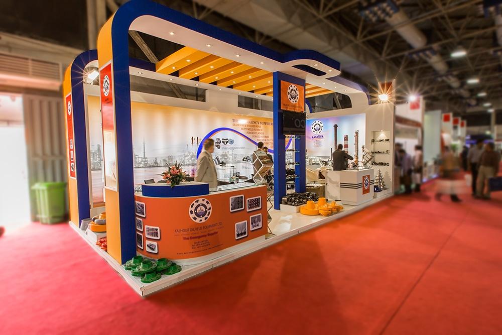 Iran Oil Show Kalhour Oilfield Equip Ltd